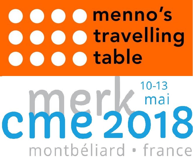 MERKwaardig | Menno's Travelling Table
