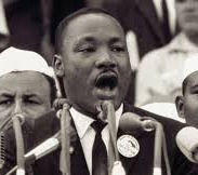 Lezing over Martin Luther King