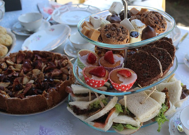 Kerst High Tea