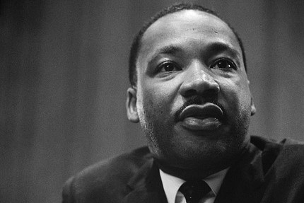 Nationale viering 90ste geboortedag Martin Luther King in Almere