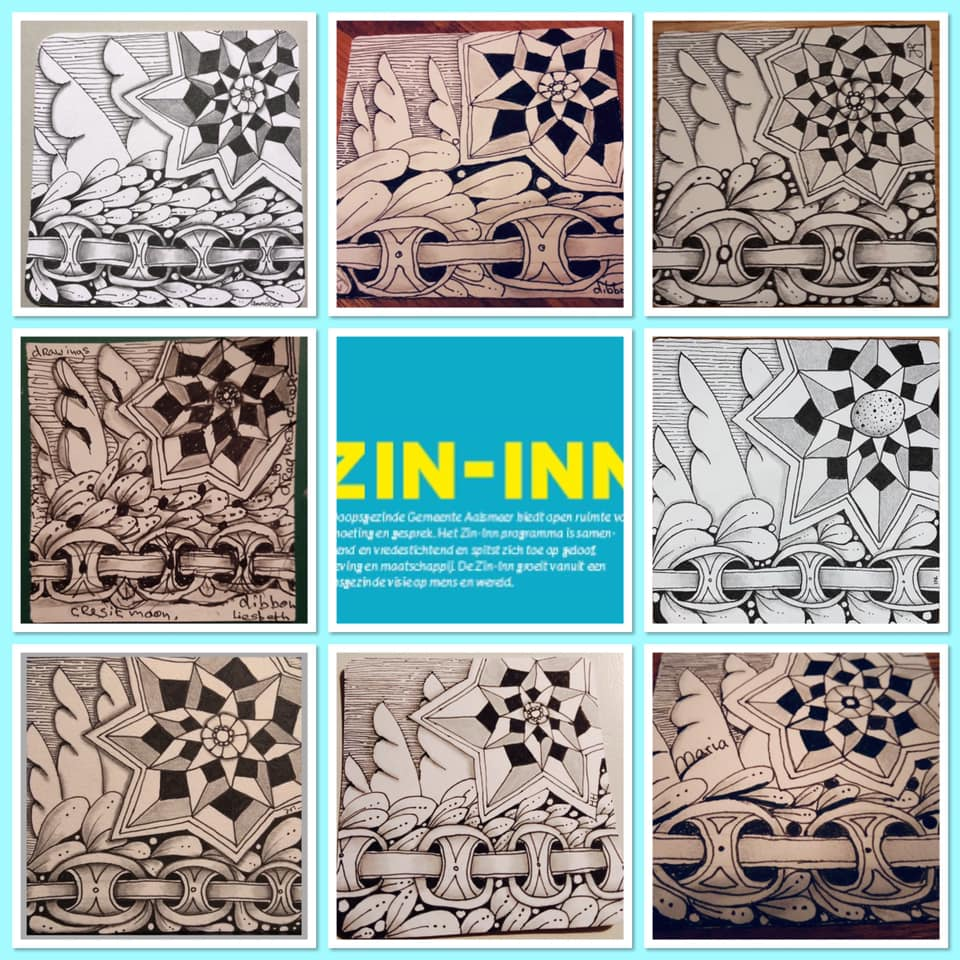 Zentangle Cursus online