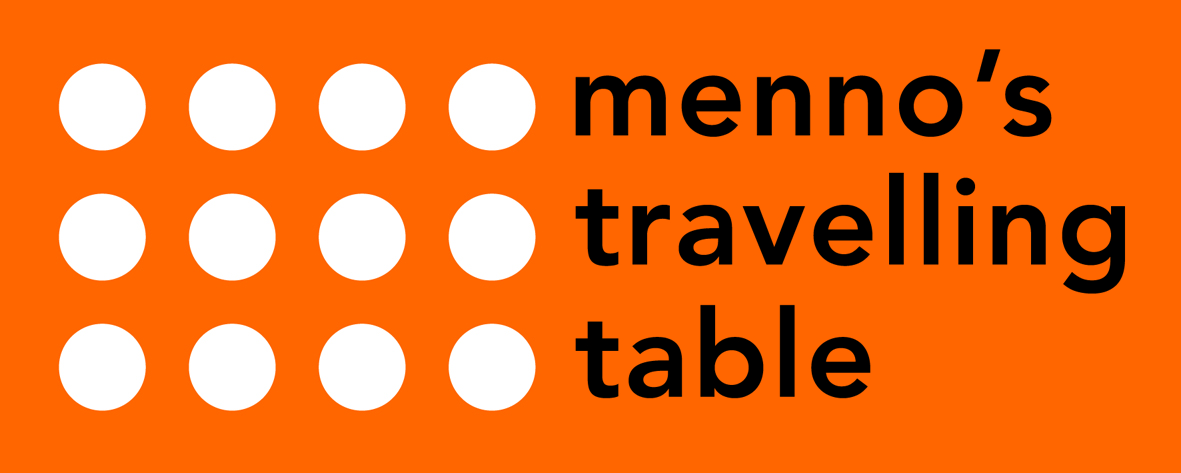 Menno's Travelling Table On Tour