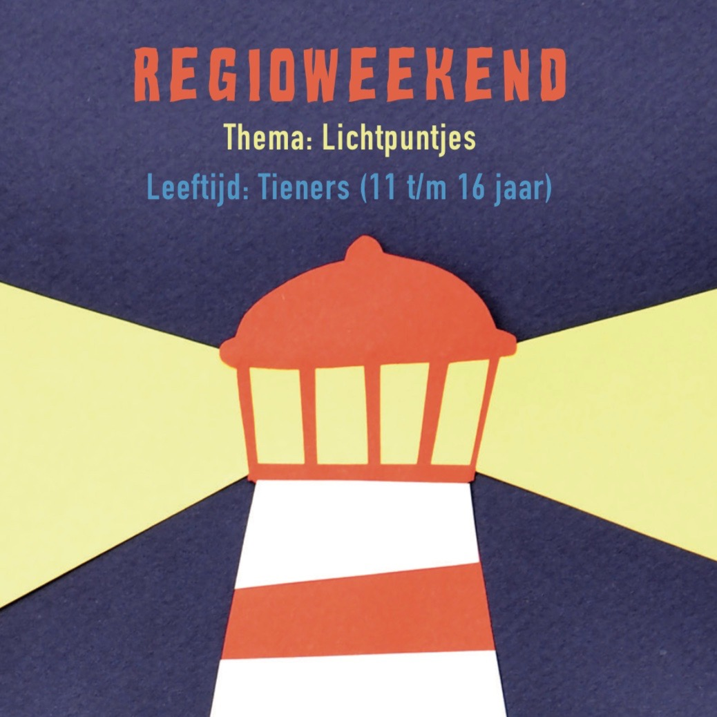 Regioweekend 16 en 17 november